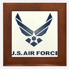 USAF Symbol Framed Tile