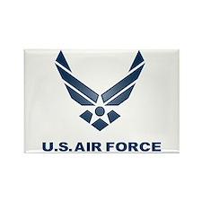 USAF Symbol Rectangle Magnet