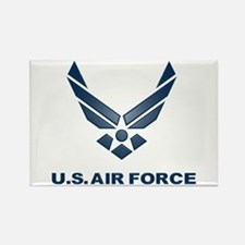 USAF Symbol Rectangle Magnet
