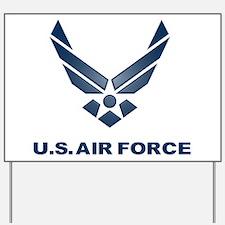 USAF Symbol Yard Sign