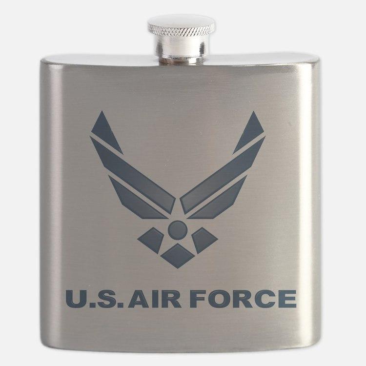 USAF Symbol Flask