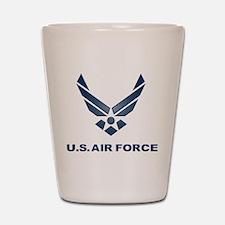 USAF Symbol Shot Glass