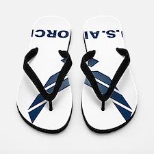 USAF Symbol Flip Flops