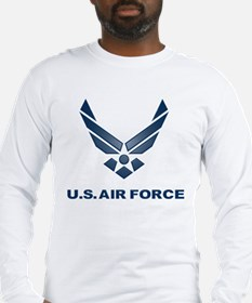 USAF Symbol Long Sleeve T-Shirt