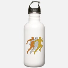 Track Runners Water Bottle