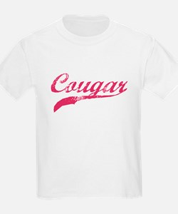COUGAR SHIRT MILF MATURE SEXY T-Shirt