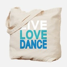 Addicted to West Coast Swing Tote Bag
