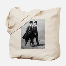 orville and wilbur wright Tote Bag
