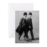 Wright brothers Greeting Cards (10 Pack)