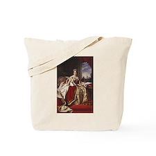 queen victoria Tote Bag