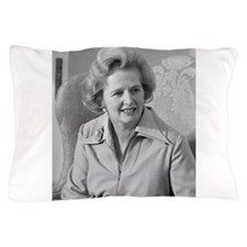 margaret thatcher Pillow Case