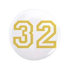 "GOLD #32 3.5"" Button"