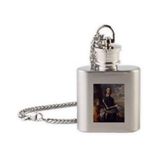 oliver,cromwell Flask Necklace