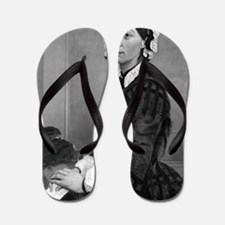 florence nightengale Flip Flops