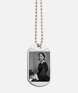 florence nightengale Dog Tags