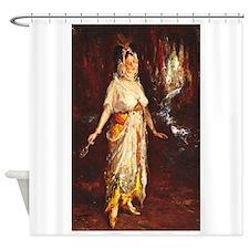 mata hari Shower Curtain