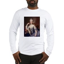 marie antoinette Long Sleeve T-Shirt
