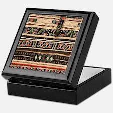 Beaded Realistic Art Keepsake Box