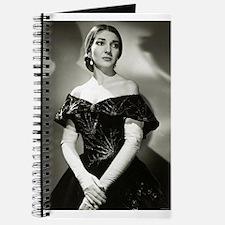 maria callas Journal