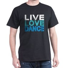 Live Love Dance WCS Addict T-Shirt