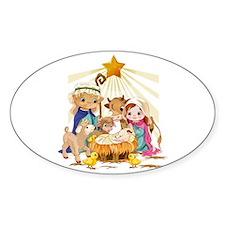 Nativity- Decal