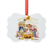 Nativity- Ornament