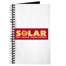 Solar - No War Required Journal