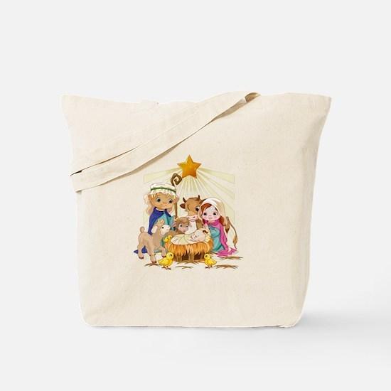 Nativity- Tote Bag