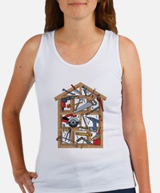 Home Construction Tank Top