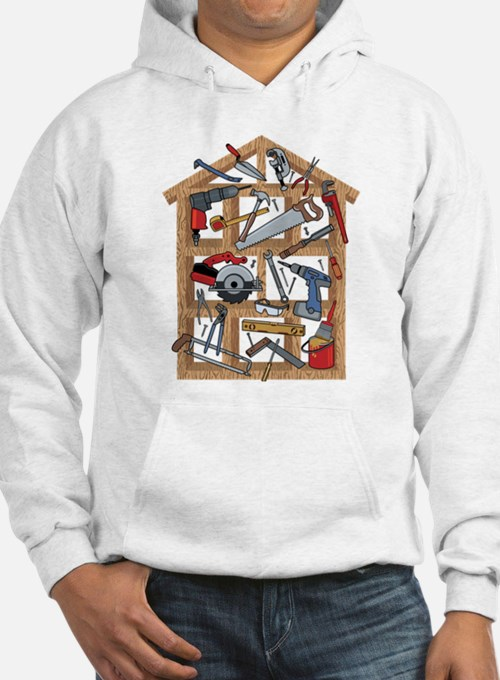 Home Construction Hoodie
