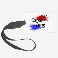 CanalZone.png Luggage Tag
