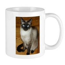 Cute Siamese cats Mug