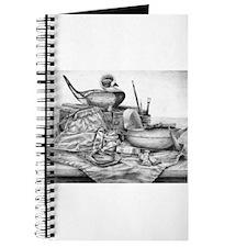 Longtail Decoy Still Life Journal