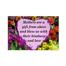 MOTHERS BLESSING Rectangle Magnet