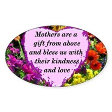 MOTHERS BLESSING Decal