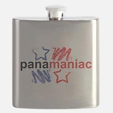 Cute Panama flag Flask