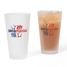 Unique Panamanian Drinking Glass
