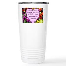 BLESSED GRANDMA Travel Mug