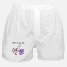 Twistin the Day Away Boxer Shorts
