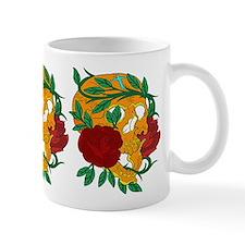 Skull and Roses Mug