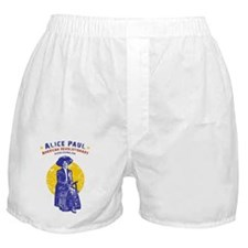Alice Paul, American Revolutionary Boxer Shorts