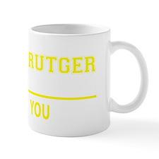 Cute Rutgers Mug
