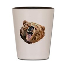 Cute Roar Shot Glass