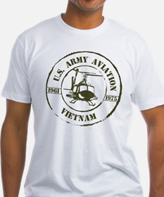Army Aviation Vietnam Shirt