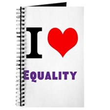 I Love Equality Journal