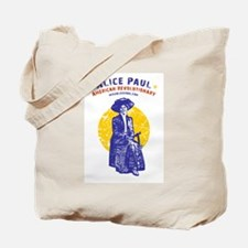 Unique Suffrage Tote Bag