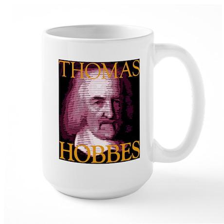 Thomas Hobbes Large Mug