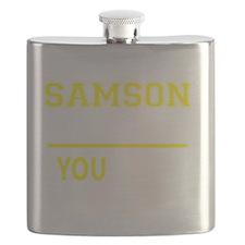Cute Samson Flask