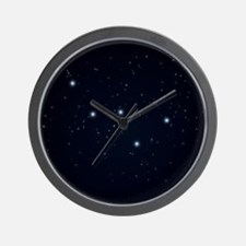 Cassiopeia Constellation Wall Clock