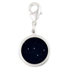Cassiopeia Constellation Charms